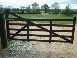 Ranch Gates