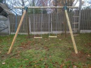 Timber Swings