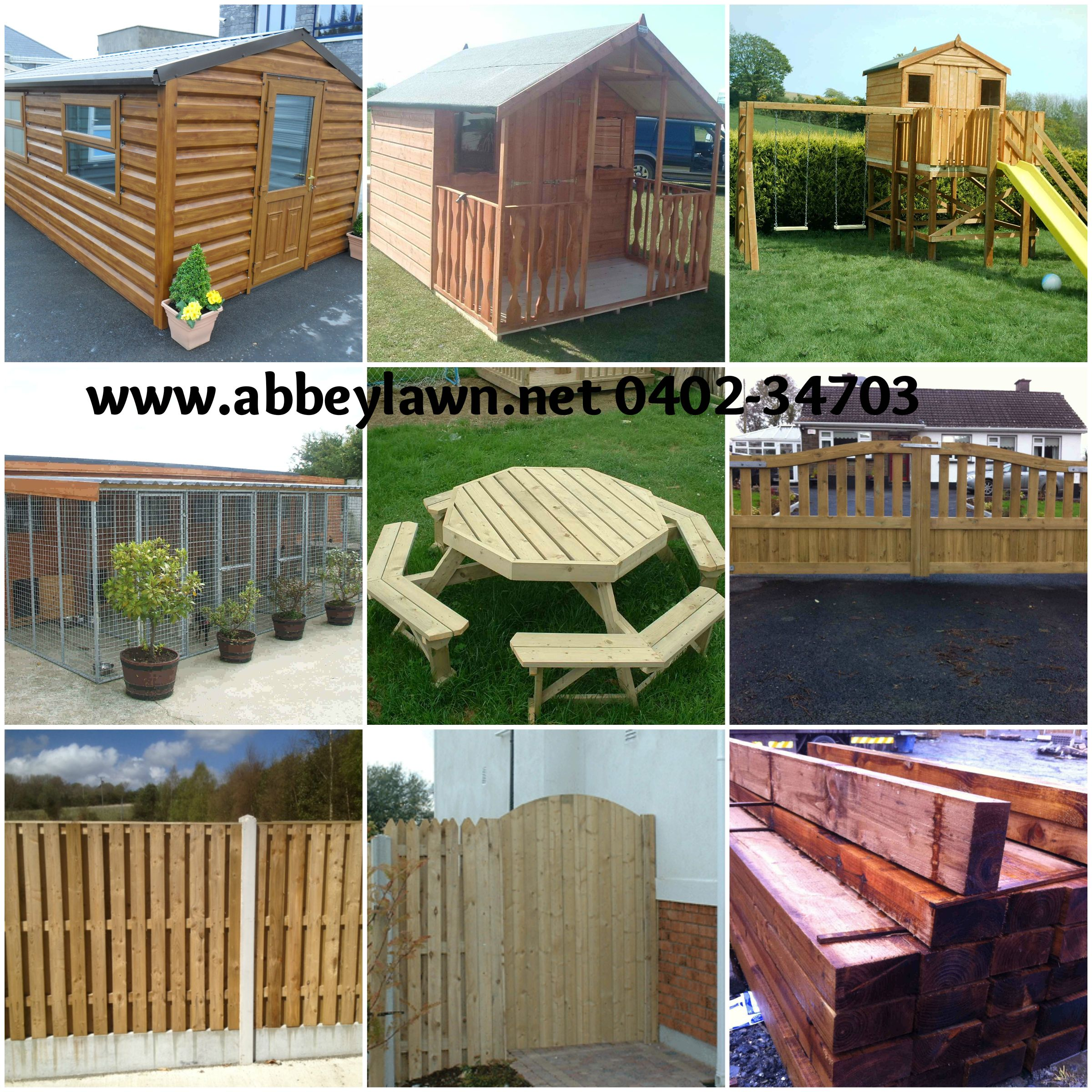 Abbeylawn Garden Products