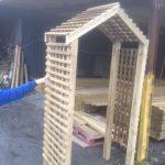 Trellis Arch Set