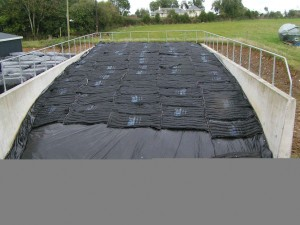Silage Pit Bags