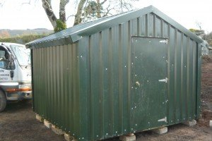Timber-Frame-Steel-Sheds-Apex-Roof-10x10-300x200