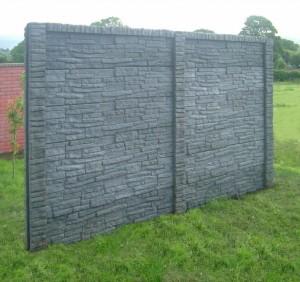 Concrete Fencing & Panels, Wicklow & Dublin