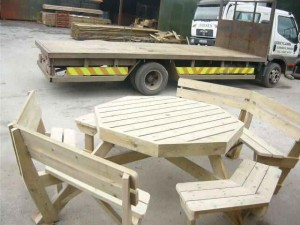 Garden Furniture Picnic Benches For Sale In Ireland